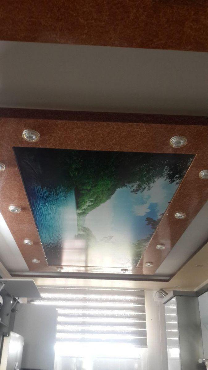 آسمان مجازی سقف کشسان فریدونکنار